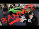 Lamborghini Huracan Performante BANNED From GoldRush Rally