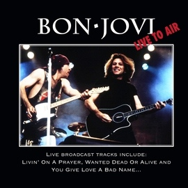 Bon Jovi альбом Live To Air