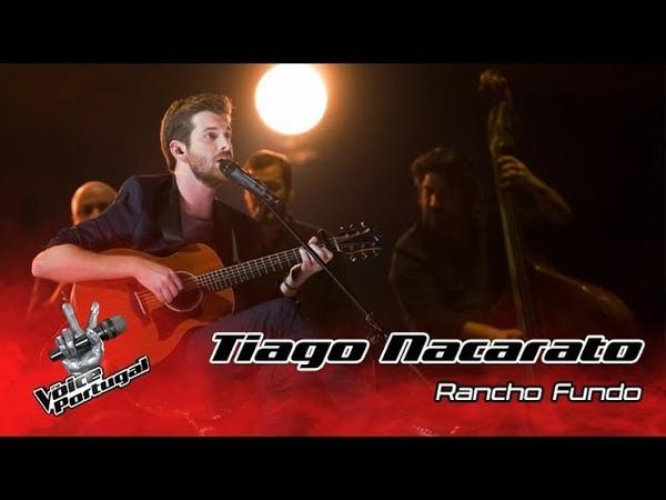 Tiago Nacarato - Rancho Fundo (António Zambujo e Miguel Araújo)   Gala   The Voice Portugal