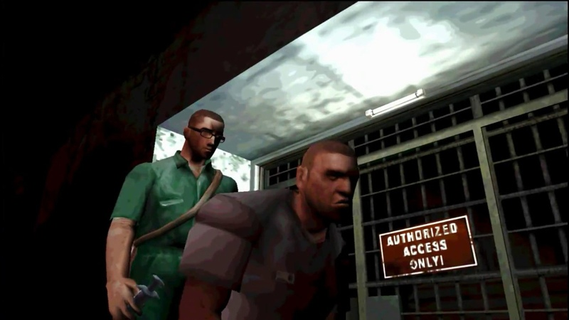 Manhunt 2 PSP Uncensored game play
