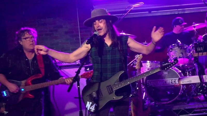 Nuno Bettencourt, Stu Hamm—Exit—29Aug2018 @Soundcheck Live Take 76, Lucky Strike Hollywood 90028