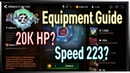 『EPIC SEVEN』 Equipment Guide ~ Maximize your Gears