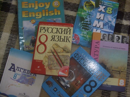 английский язык 8 класс решебник