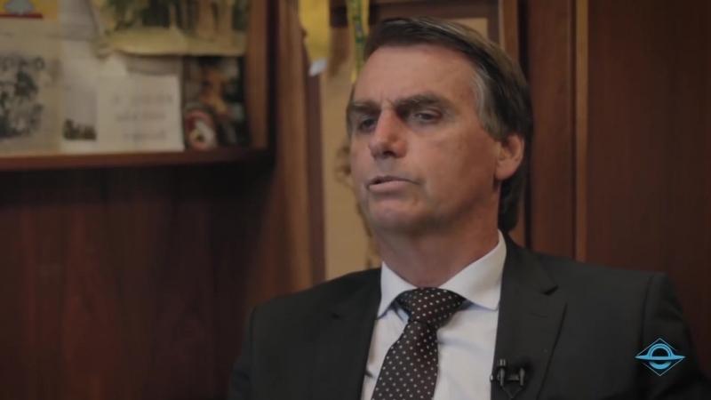 Jair Bolsonaro conta o passado sujo de Dilma Rousseff