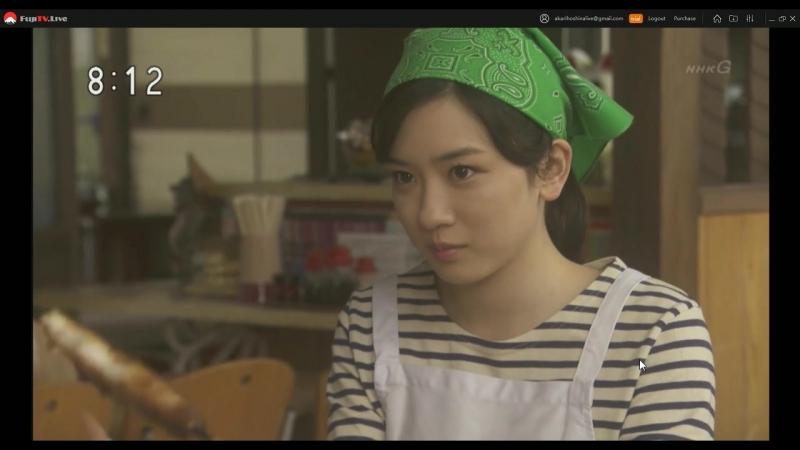 8/16 連続テレビ小説 半分、青い。(118)「始めたい!」「NHK asadora Hanbun, Aoi」