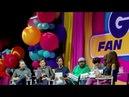 DuckTales Live Read Disney Channel Go Fan Fest May 12 2018 David Tennant Danny Pudi Ben Schwartz