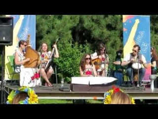 "Cherry Band - ������ ����� (���� ���� �� ""����� ���'14"") #FolkRockVideo"