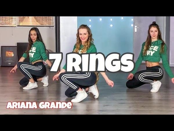 7 Rings - Ariana Grande - Easy Fitness Dance Video - Choreography