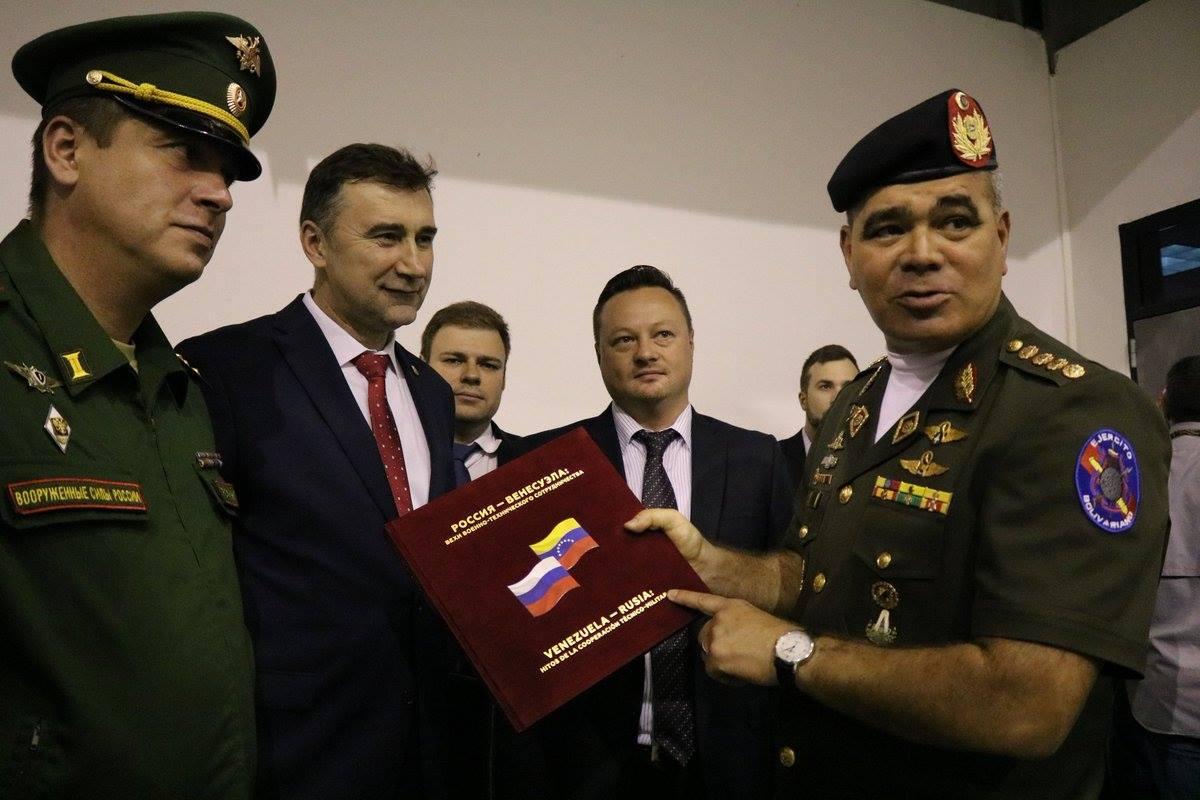 موسكو تفتتح في فنزويلا مركزاً لتدريب طيّاري مروحيات Mi-35M و Mi-17B5,و Mi-26T  1vhdYWXkx_c