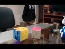 собираем кубики.