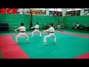 Соревнования по карате и кобудо 2018 мини обзор