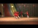 Aerobic Dance Studio Verdikt Студия танца и аэробики Вердикт Обезьянки 2013
