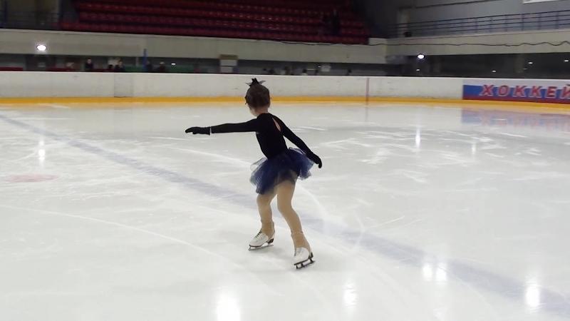 Мария Соловьёва Спартак 20180524 Ice Spartak G Novichok 2 2013 Plus