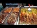 УЛИЧНАЯ ЕДА НА НОЧНОМ РЫНКЕ НА ТАЙВАНЕ STREET FOOD NIGHT MARKET TAIWAN
