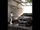 А где вы моете свою машину сами или на спец мойках