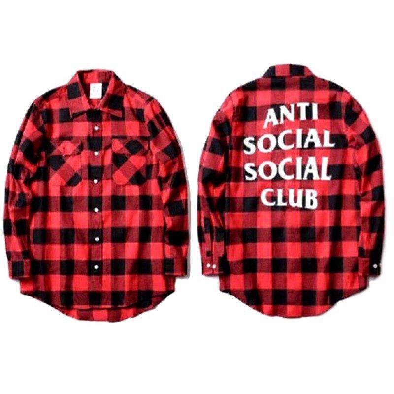 ASSC рубашка