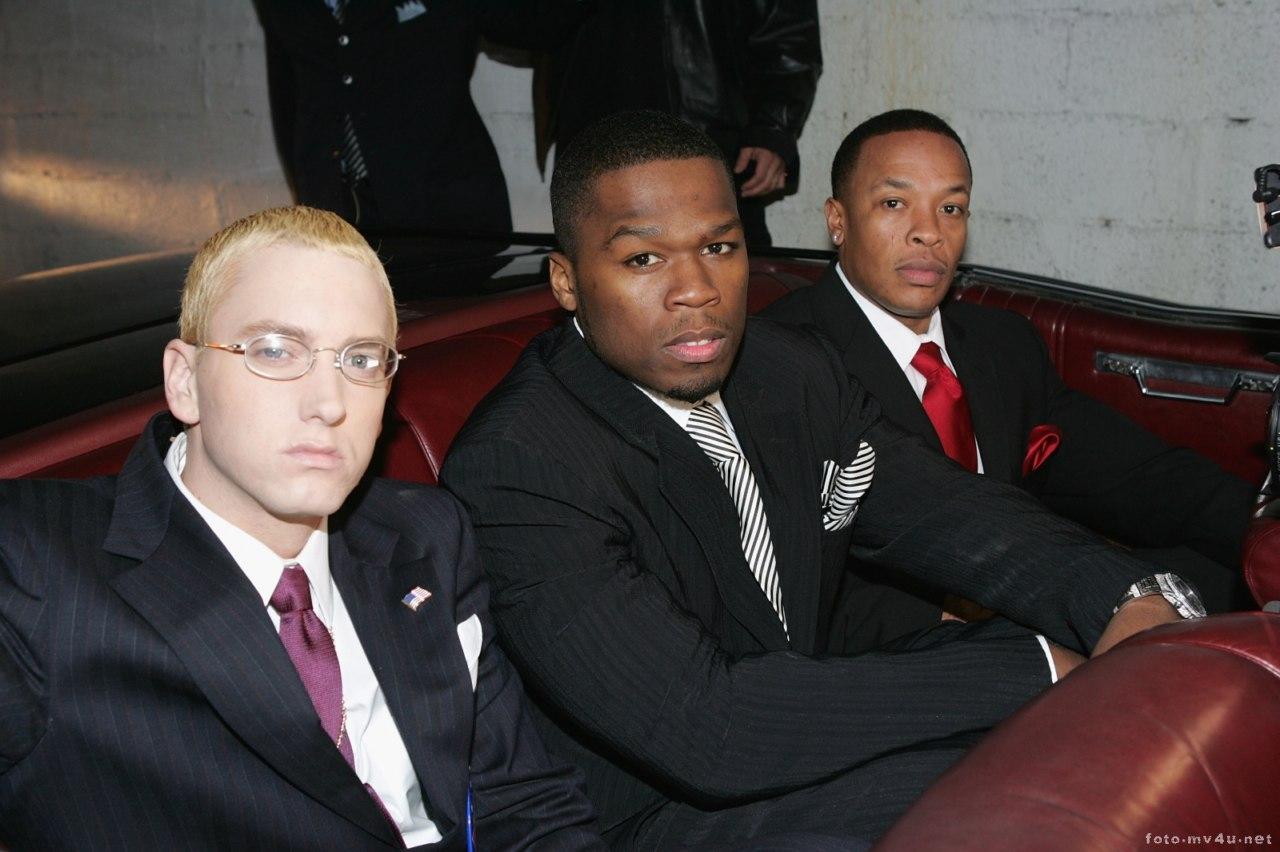 "Dr. Dre ������ ���������� ������ ����� 50 Cent - ""Smoke"""
