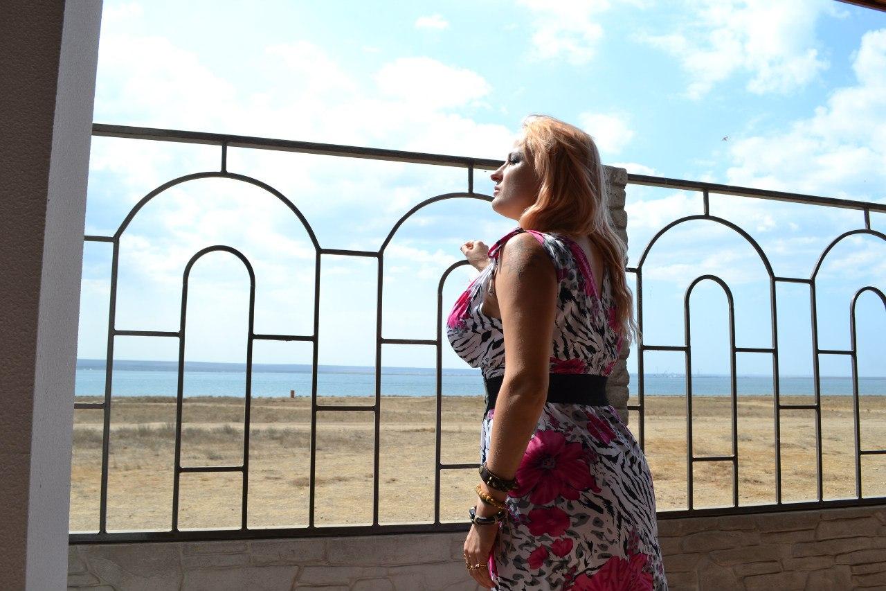 Елена Руденко. Крым. Межводное. 2013 г. август. P7VBoM4b2js