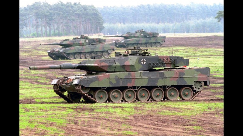 GERMANY'S LEOPARD 2 TANK WAS CONSIDERED ONE OF THE BEST (UNTIL IT WENT TO SYRIA) || WARTHOG 2018