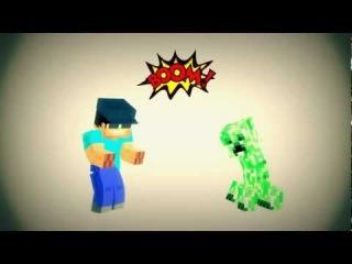 """Creeper Boom"" - Minecraft ������� �� ����� Biffguyz'� ""� ���� ���..."" | HD"