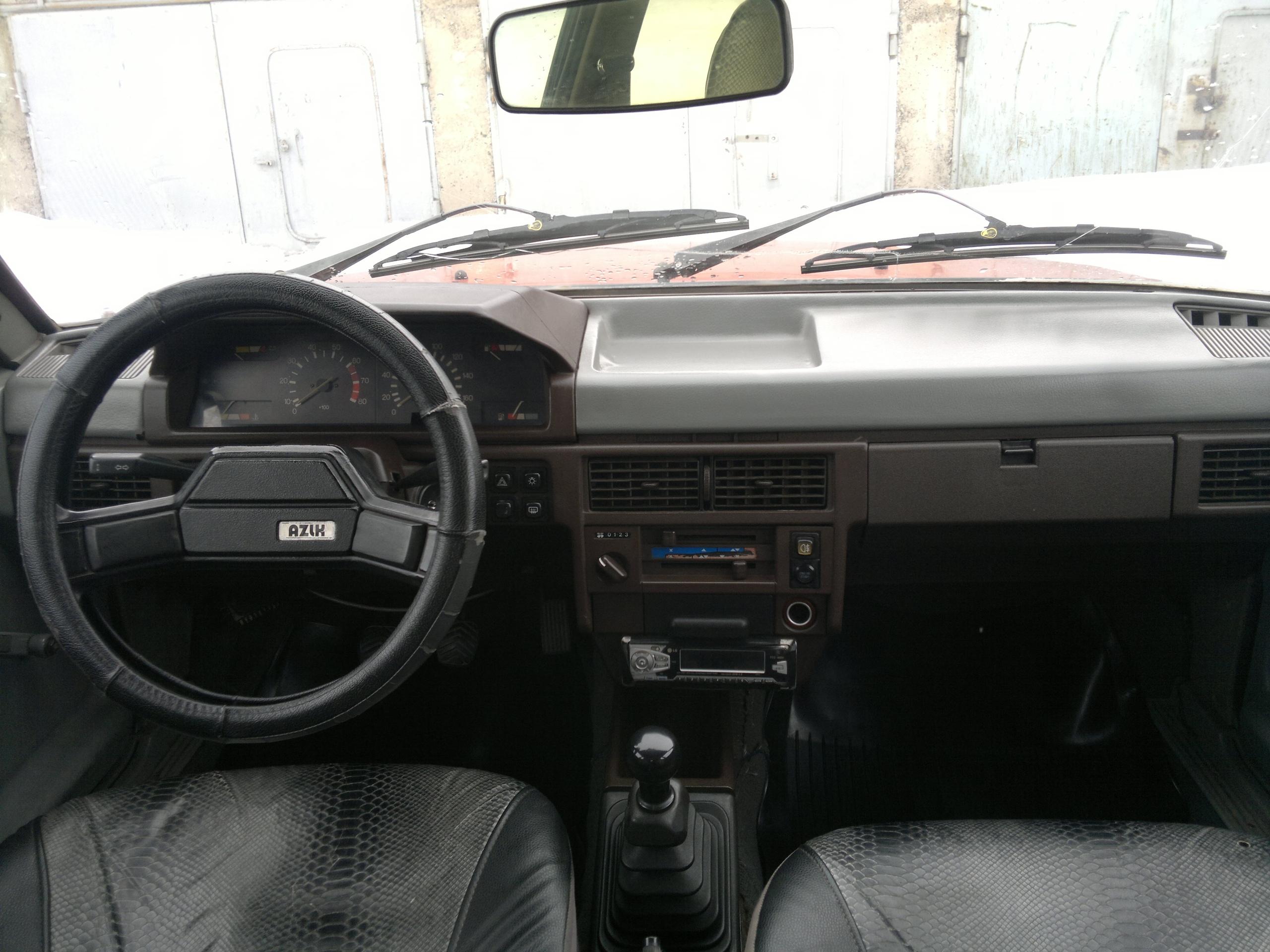 Москвич 2141, год 1989  двигатель ВАЗ 2106,  | Объявления Орска и Новотроицка №3118