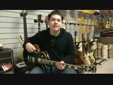 Обзор гитары Diamond les paul
