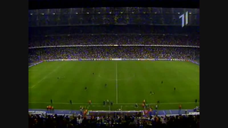 29 09 2004 Лига чемпионов Групповой турнир 2 тур Барселона Испания Шахтёр Донецк Украина 3 0
