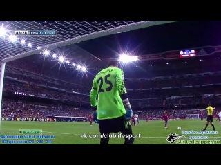 Реал Мадрид 3:4 Барселона | Хет-трик Месси HD