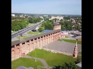 Коломна - красивейший и древнейший город