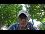 Пожилой дончанин обращается к свежеизбранному Порошенко с посланием.