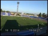 КАМАЗ 1-1 Волга: Гол Жутанова