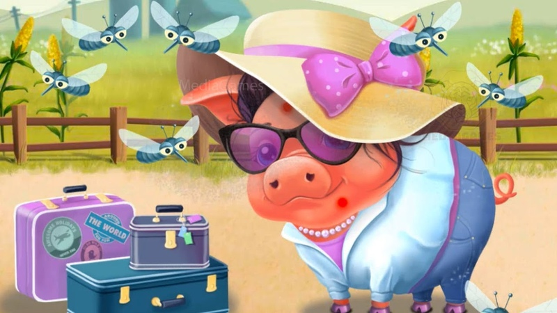 Farm Animal Hospital 3 – Play Fun Animals Pet Care Games for Girls and Boys By TutoTOONS