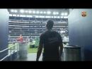 Последняя тренировка на AT&T Stadium