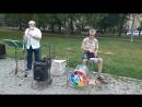 танго в парке металлургов