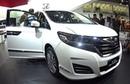 Biggest Honda VAN, Honda Odyssey Elysion 2016, 2017 model, the 2016, 2017 Honda Odyssey Elysion