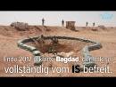 Irak baut Zaun an syrischer Grenze als Schutz vor IS