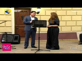 Hikmet Nesibov & Konul Kerimova - Ay Qasini Catan Qiz