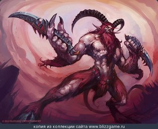 Сделать рога демон