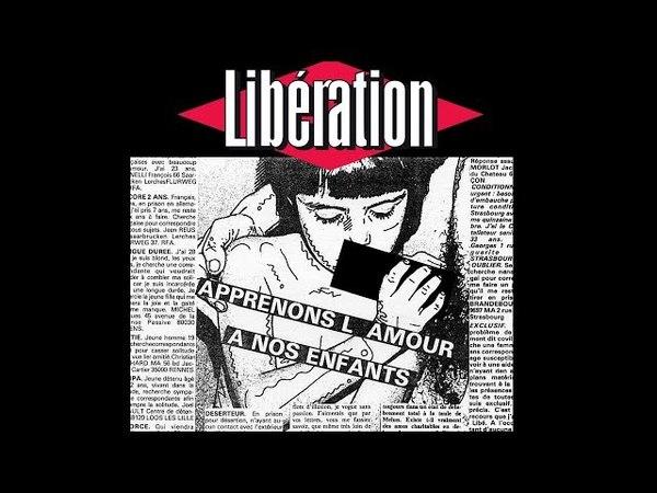 Zoophilie, pédophilie... Libération ! (Jean-Luc Hennig, Zina Rouabah)