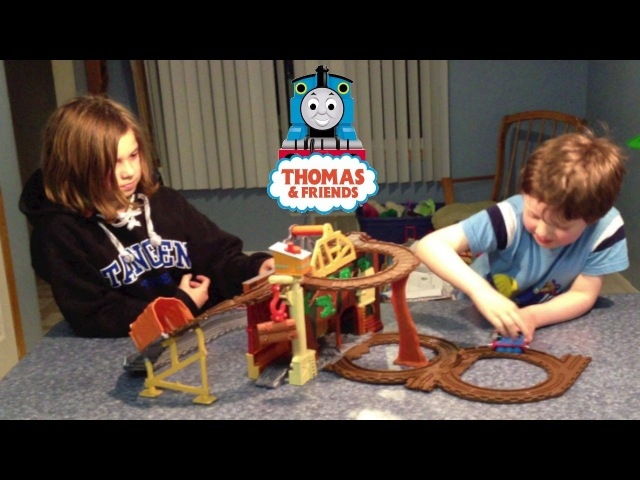 Thomas and Friends: Take-n-Play - Rescue From Misty Island