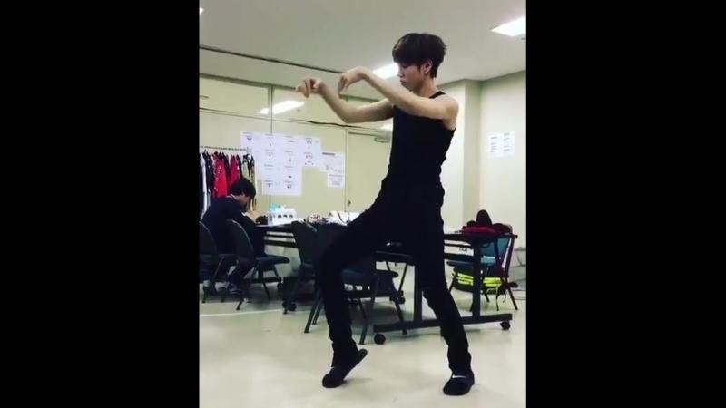 СпА | GO OFF DANCING LEGEND