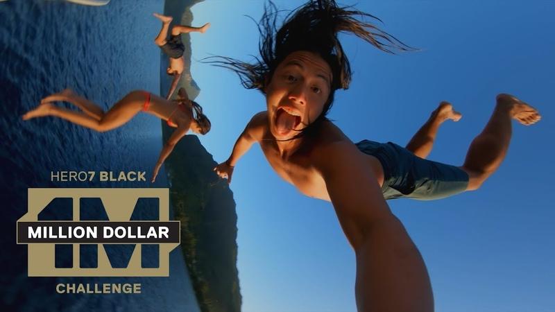 GoPro HERO7 Black Million Dollar Challenge