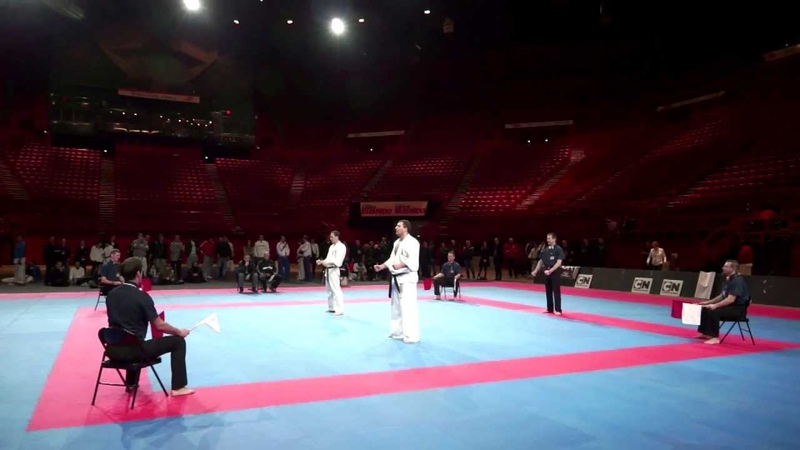 International Kyokushin Challenge : Radivoje MIKOVIC (Serbie) Vs Gabor KUI (Hongrie)