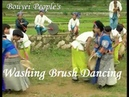 Bouyei People's Washing Brush Dance 布依族的刷把舞