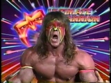 Ultimate Warrior Promo on Andre the Giant (10-15-1989)