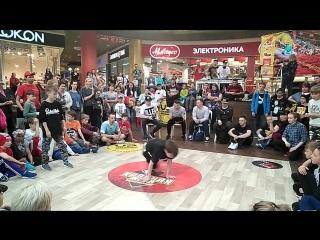#JDISchool #краснаяжара Bboy Scream VS Bboy Pauk