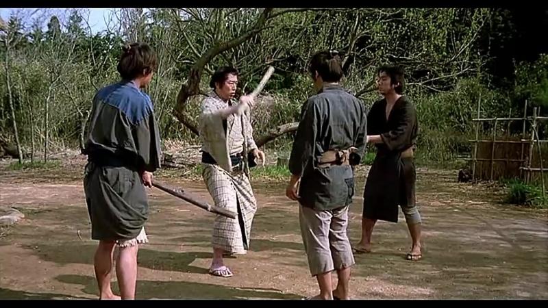 Затойчи - искусство владения мечом