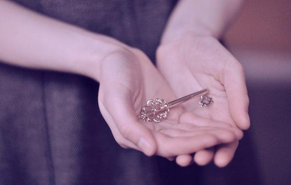 Никто не изготовит замок без ключа, также и жизнь не даст проблемы без решения.