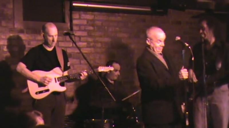 Ленин и рокенролл едины а ваще это дядька Вирджил Скотт джемит с Johnny Max Band JMB