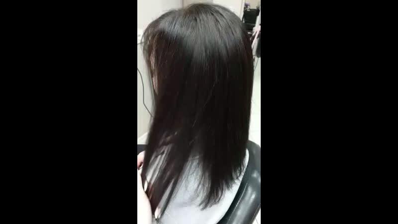 Ламинирование волос Barex Italiana Тюмень Имидж Стаил